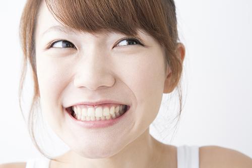 歯ぐきの問題について